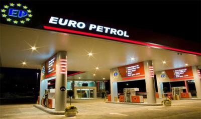 Fuel station in Montenegro - Euro Petrol